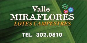 Valle Miraflores - Lotes Campestres