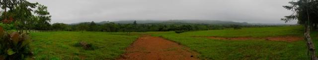 Vista Panoramica de Lotes Campestres