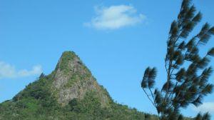 Vista desde Valle Miraflores de Cerro Chichibali