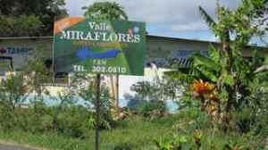 Valle Miraflores Letrero