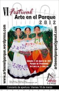 Feria Arte Penonome - Marzo 17, 2012